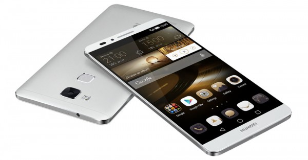 Ascend Mate7 アップデート Lollipop Android5.0?